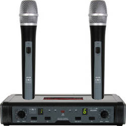 Galaxy Audio ECD Wireless Microphone System