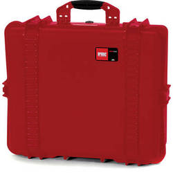HPRC 2700F Hard Case with Cubed Foam Interior (Red)
