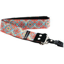 """Capturing Couture Summer Bliss 1.5"""" Camera Strap"""