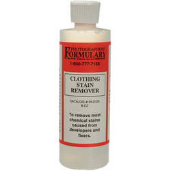 Photographers' Formulary Clothing Stain Remover - 8 oz