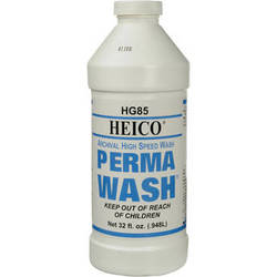 Heico Perma Wash (Liquid) for Black & White Film & Paper