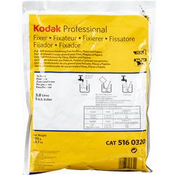 Kodak Fixer for Black & White Film & Paper (Powder)Makes 1 Gallon