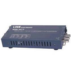 Link Electronics HD SD SDI to YUV and Composite Analog Converter