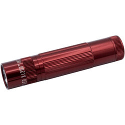 Maglite XL200 LED Flashlight (Red, Clamshell Packaging)