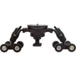 Cinevate Inc Pegasus Table Dolly with 100mm Bowl, 100mm Ball & Articulating Links