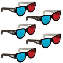 GoPro A3DGL-501 3D Glasses (5-Pack)