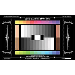 DSC Labs Combi DX-1 ChromaDuMonde 24 + 4 Test Chart