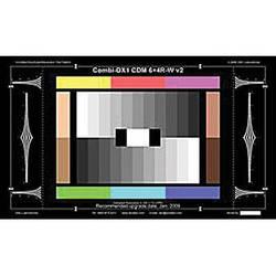 DSC Labs Combi DX-1 Test Target (ColorBar / GrayScale)