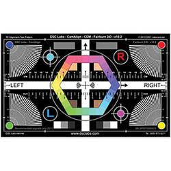 """DSC Labs Fairburn 3-D Maxi Chart (40 x 24"""")"""