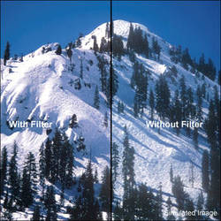 B+W 112mm Skylight KR-1.5 (1A) Filter