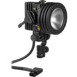 Lowel ID-Light 100W Focus Flood Light, Anton Bauer (12-30 VDC)