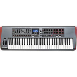 Novation Impulse 61 - USB-MIDI Keyboard
