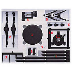 Studioball Graf Strato Interchangeable Mini-Tubing with Articulated Arms Studio (20-Piece Set)