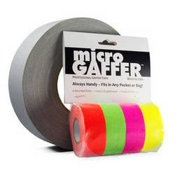 Visual Departures microGAFFER Fluorescent Tape Kit (4 Pack)