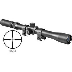 Barska 3-7x20 Rimfire Riflescope (Black Matte)