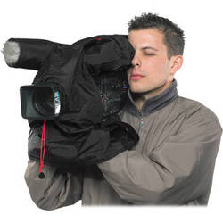 Kata RC-10 PL Rain Cover for Medium-Size Camcorder / Fully-Equipped HDSLR
