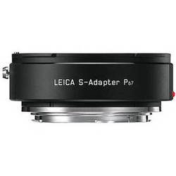 Leica S Adapter for Pentax 6x7 Lens for Leica S2 Camera