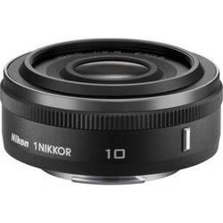 Nikon 1 NIKKOR 10mm f/2.8 Lens (Black)