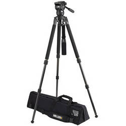 Miller Compass 12 Solo DV 2-Stage Alloy Tripod