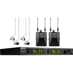 Shure PSM 1000 Personal Monitor Dual System