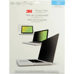 """3M Privacy Filter Screen for MacBook Pro 15"""" (Black)"""