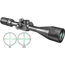 Barska 6-20x40 Tactical Riflescope (Black Matte)