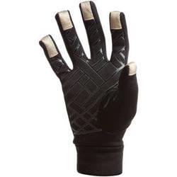 Freehands Power Stretch 5 Finger Liner, Unisex (Large/X-Large, Black)