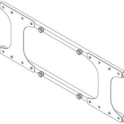 Chief MSB-6075 Custom Interface Bracket for Chief Wall Mounts, Stands or Carts