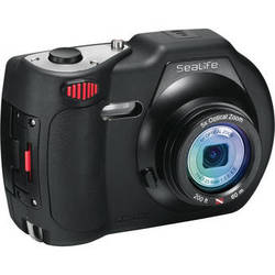 SeaLife DC1400 Underwater Digital Camera (Black)