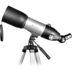 Barska 400mm/80mm 131 Power Starwatcher Refractor Telescope (Silver)