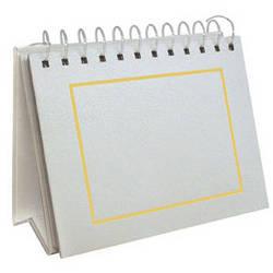 """Pioneer Photo Albums EA-50 Mini Photo Album Easel (4 x 6"""", White)"""