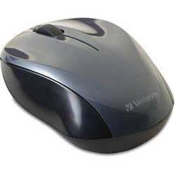 Verbatim Graphite Nano Wireless Notebook Optical Mouse