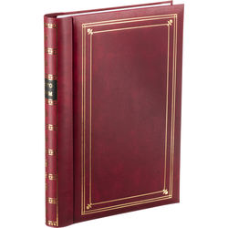 Pioneer Photo Albums BDP-35 Photo Album (Burgundy)