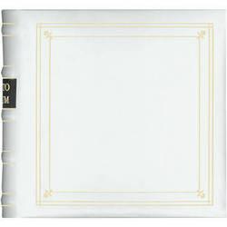 Pioneer Photo Albums Bonded Leather Photo Album (White)