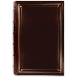 Pioneer Photo Albums BTA-204 Bonded Leather 3-Ring Album (Burgundy)