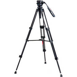 Acebil i-705DX Tripod System with RMC-P3PL Zoom Control Handle