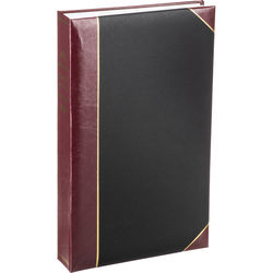 Pioneer Photo Albums JBT-46 Ledger Bi-Directional Le Memo Album (Black Reverse)