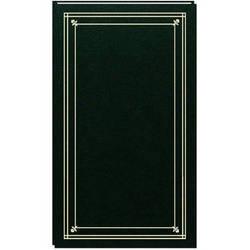 Pioneer Photo Albums JPF-46 Slim Line Post Style Pocket Album (Hunter Green)