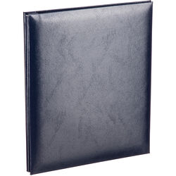 "Pioneer Photo Albums MB-811 8.5 x 11"" Memory Book (Navy Blue)"