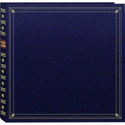 Pioneer Photo Albums MP-46 Full Size Memo Pocket Album (Navy Blue)