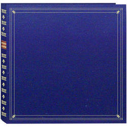 Pioneer Photo Albums MP-46 Full Size Memo Pocket Album (Royal Blue)