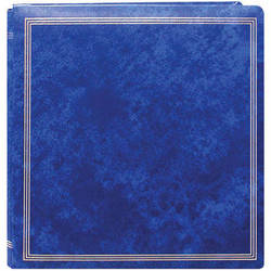 Pioneer Photo Albums PMV-206 X-Pando Magnetic Photo Album (Royal Blue)