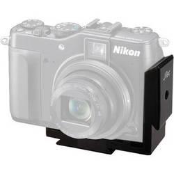 JTec L-Bracket Tripod Mount for Nikon CoolPix P7000