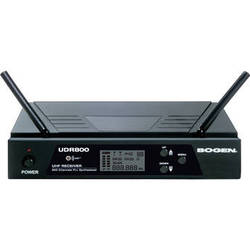 Bogen Communications UDR800 UHF Wireless Microphone Receiver