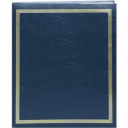 """Pioneer Photo Albums SJ-100 Jumbo 11 x 14"""" Scrapbook Album (Navy Blue)"""