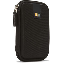 Case Logic EHDC-101 Portable Hard Drive Case (Black)
