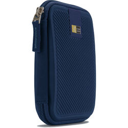 Case Logic EHDC-101 Portable Hard Drive Case (Dark Blue)