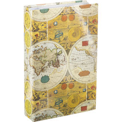 Pioneer Photo Albums STC-504 Pocket 3-Ring Binder Album (Ancient World Map)