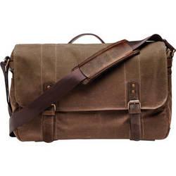 ONA  Union Street Messenger Bag (Ranger Tan)