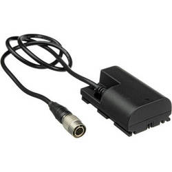Bebob Engineering 12 V Power Cable for Canon EOS 5D / 7D DSLR